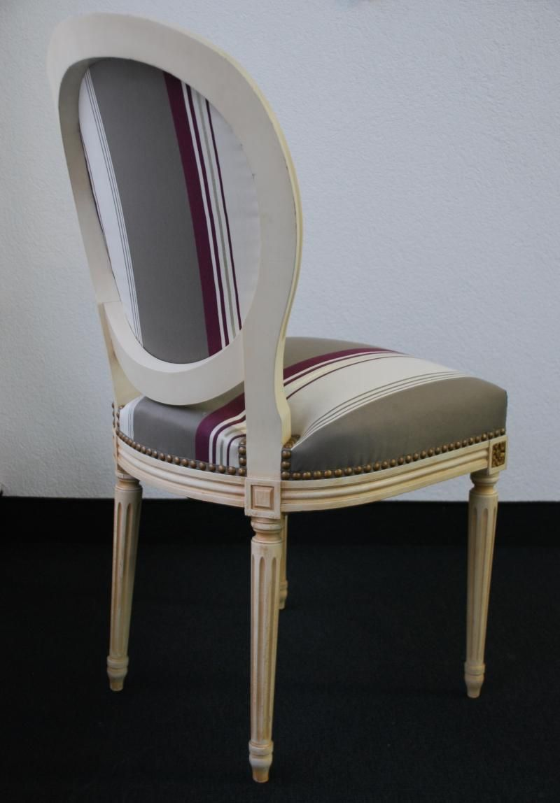 Restauration Living - Petite chaise Louis