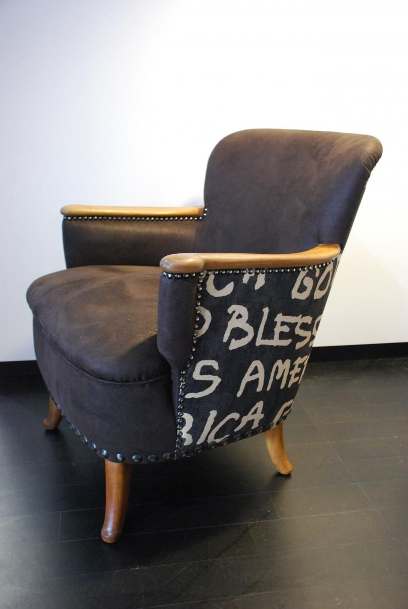 Fauteuil 1920